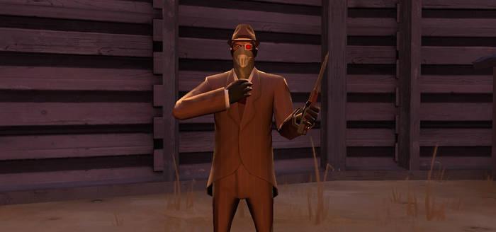 Secretive Spy