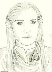 Elf by BlackSweetness