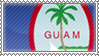Stamp: Guam by Samohae