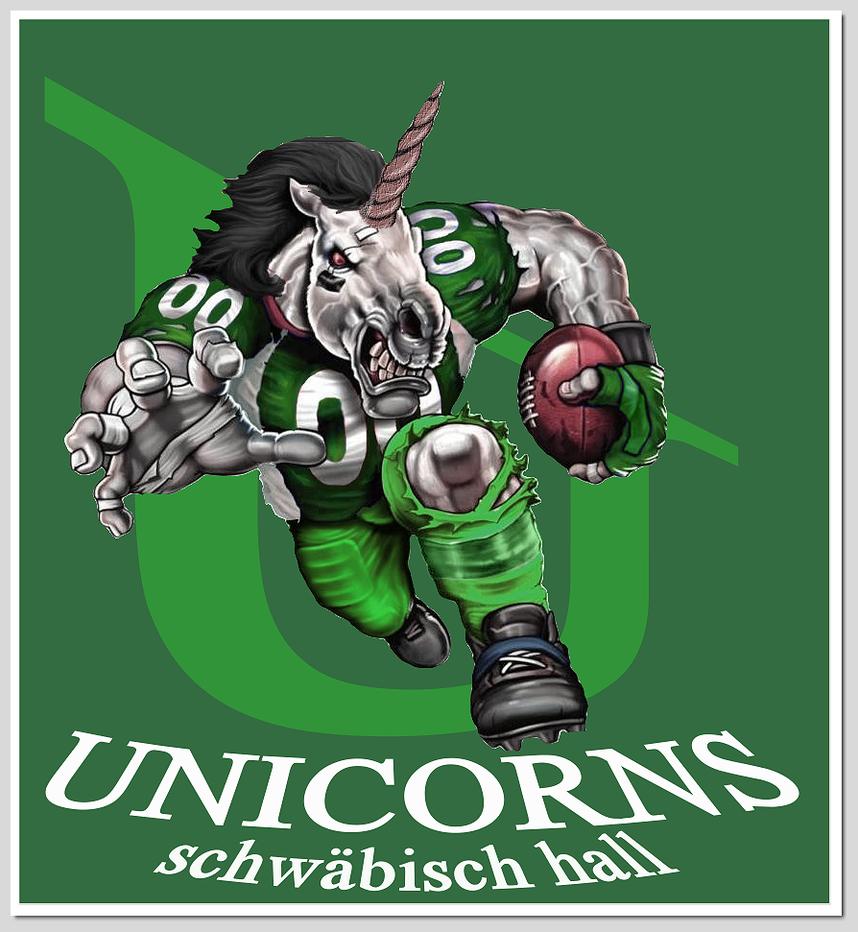 Unicorns Schwäbisch Hall Spieler