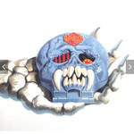 Mighty Max Toy Art: ESCAPE FROM SKULL DUNGEON