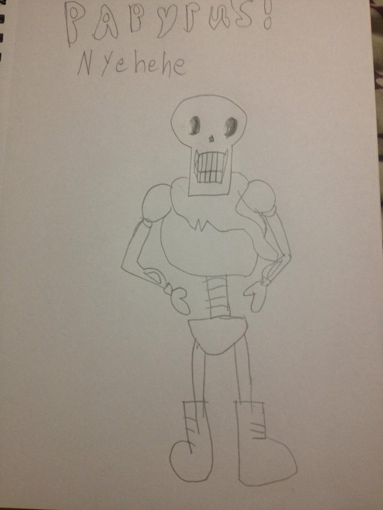 Papyrus! by asharmyof1