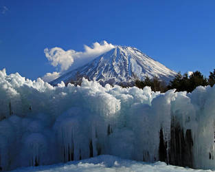 Ice in Sun by TidebuyReviews
