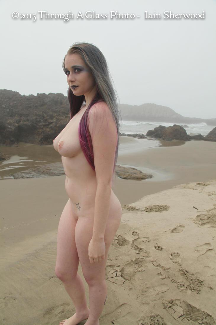 Mermaid on the Beach 144 by Teuchtar