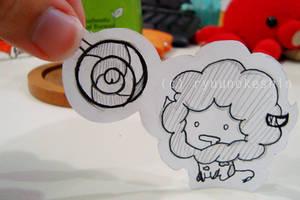 PAPER CHILD :: LAMBO by RyuunoKeshin