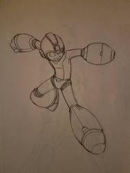 Megaman C2 (Sketch)