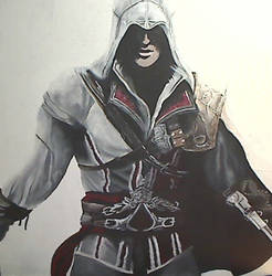 Assasins Creed Ezio by xXSahara96Xx
