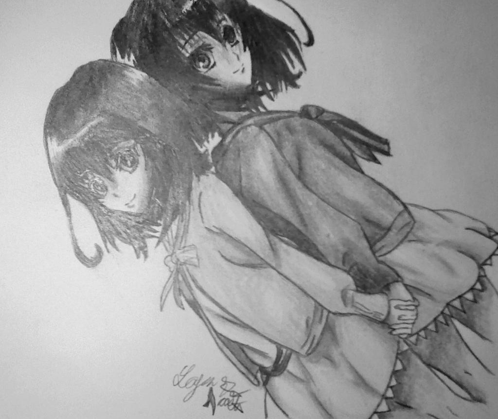 Misaki Twins by Espada357