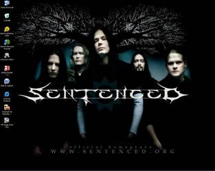 + Sentenced + by European-Soul