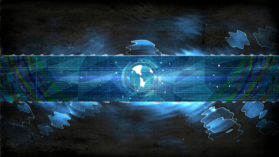 Free YouTube One banner with background. by CristiDFS on DeviantArt