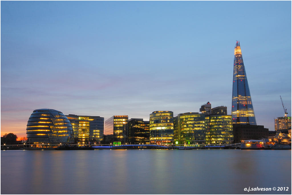 The Shard. by andy-j-s