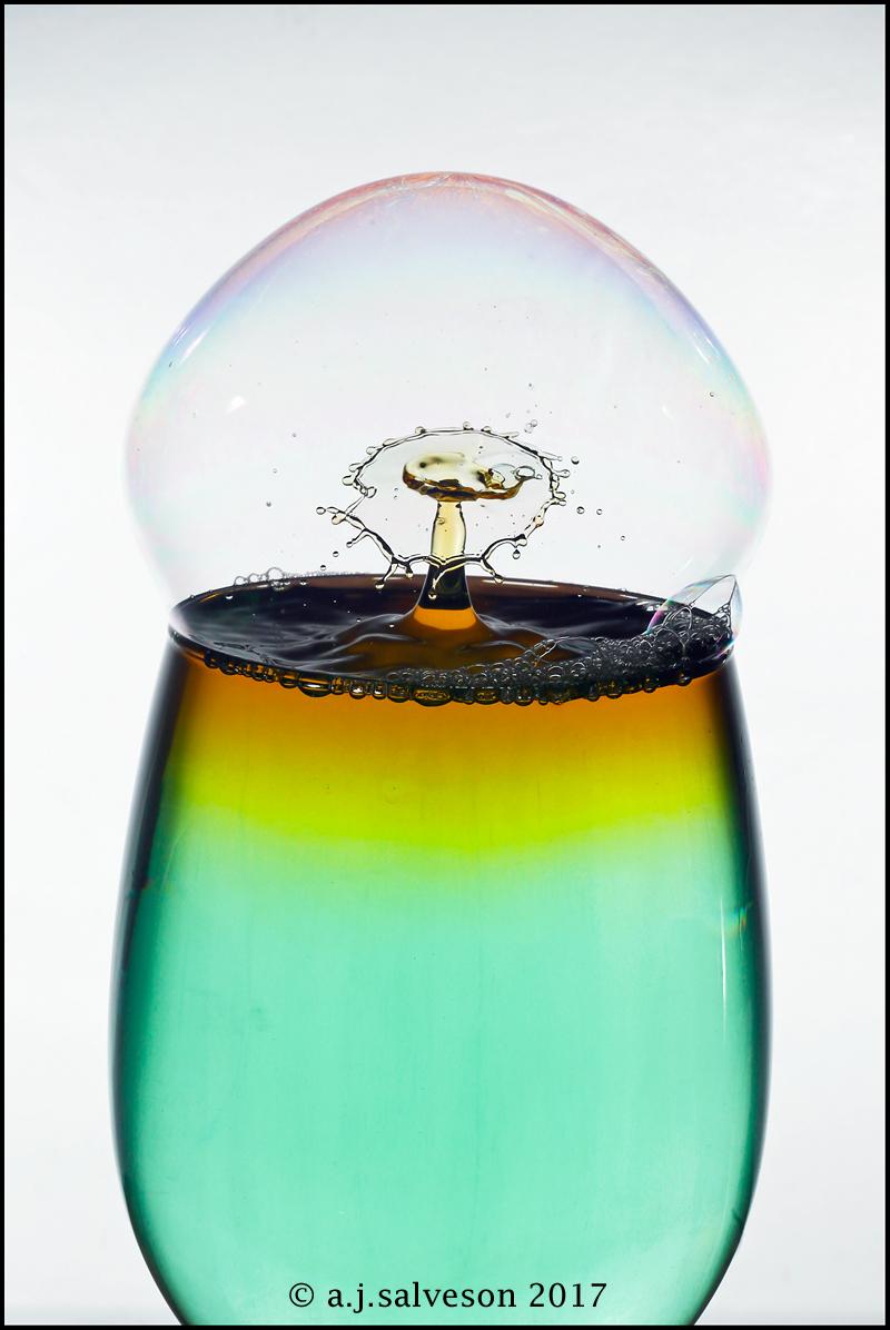 Bubble Splash.