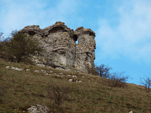 Derbyshire Rockery