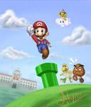 PEDIDO2-   It's-a me Mario