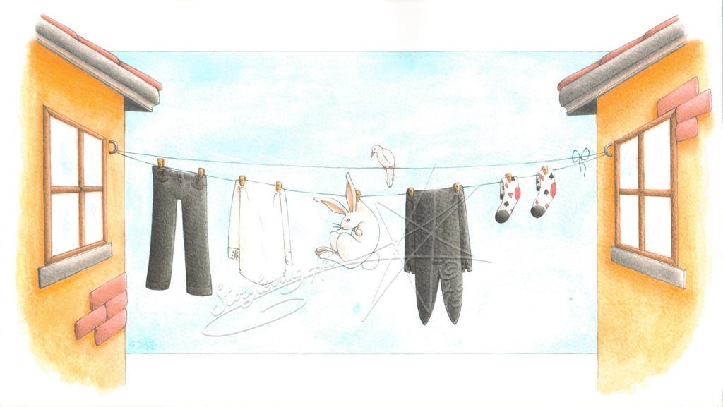 Laundry by Emisferosinistro