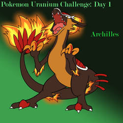 Pokemon Uranium June Challenge Day One: Archilles