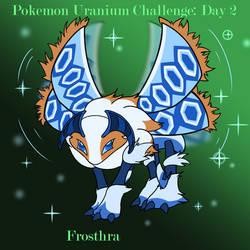 Pokemon Uranium June Challenge Day Two: Frosthra