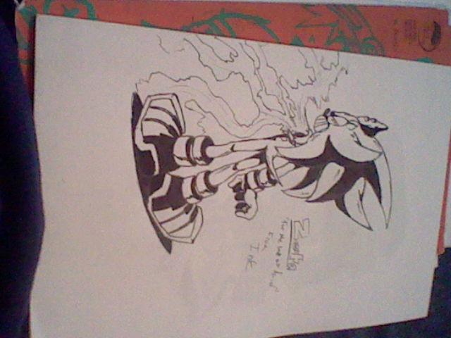 For C2ndy2c1d!~Zeta the Hedgehog!~ by InkHedgehog16