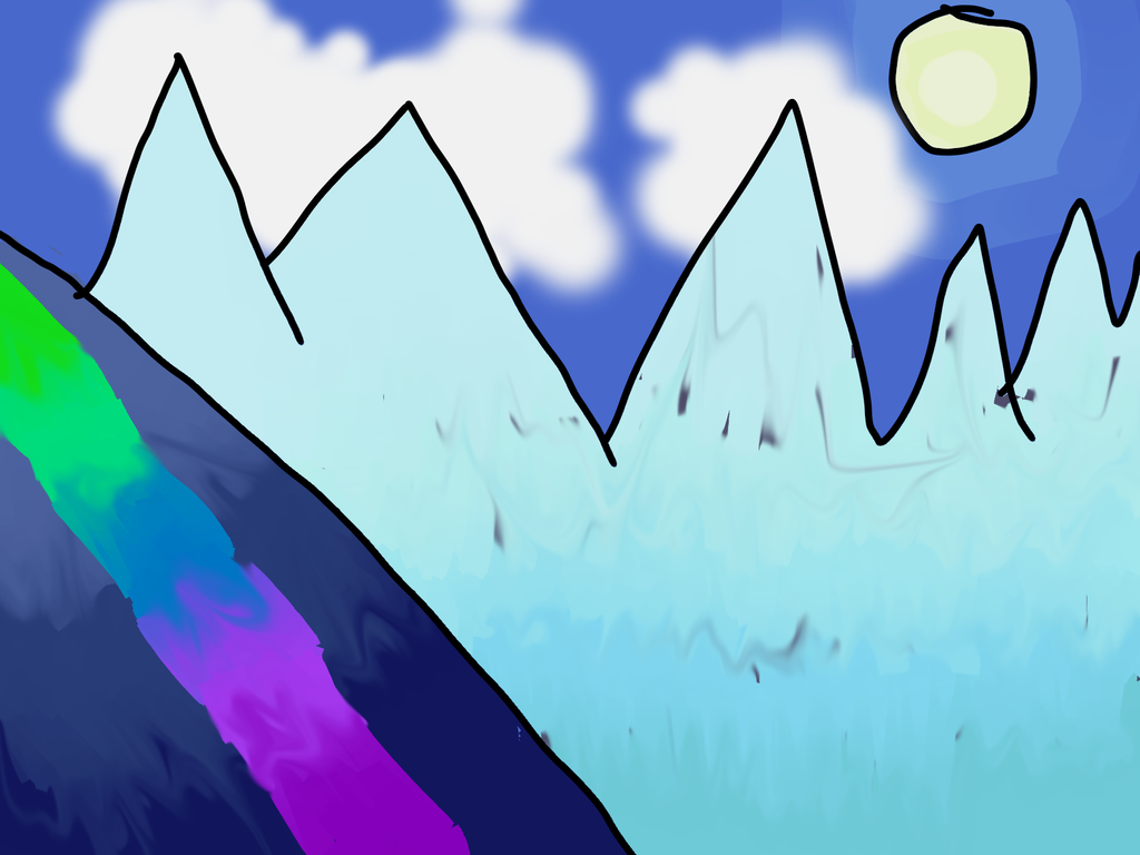 Mt. Skyland by TheYummyPie