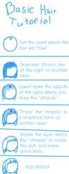 Basic Hair Tutorial by TheYummyPie