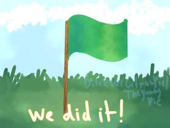 We Did It! by TheYummyPie