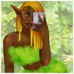 Janessa the Elf   Kira-Marie Art by KiraMarieArt