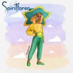 Spiritfarer Stella | Kira-Marie Art by KiraMarieArt
