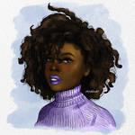 Lavender | Kira-Marie Art