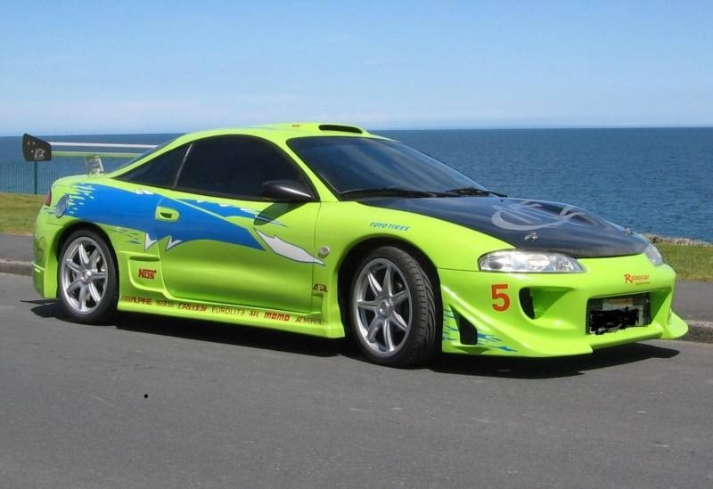 Fast And The Furious 1995 Mitsubishi Eclipse by Beat10 on ...