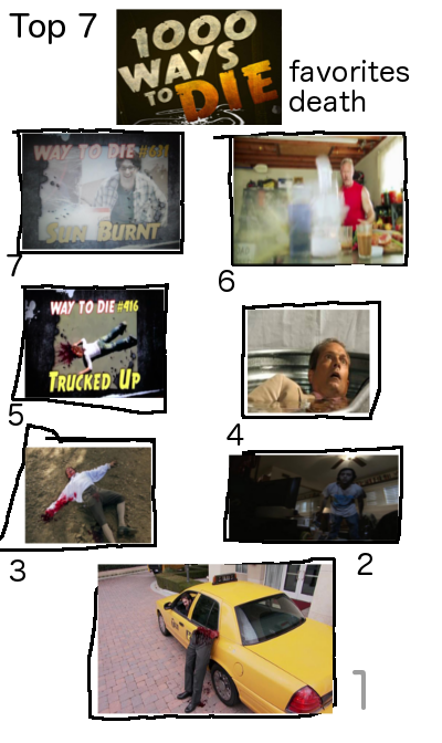 My Top 7 1000 ways to die favorites death 2 by dmonahan9
