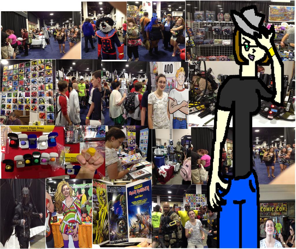 Boston Comic Con by dmonahan9