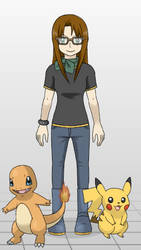 Me in Pokemon by dmonahan9