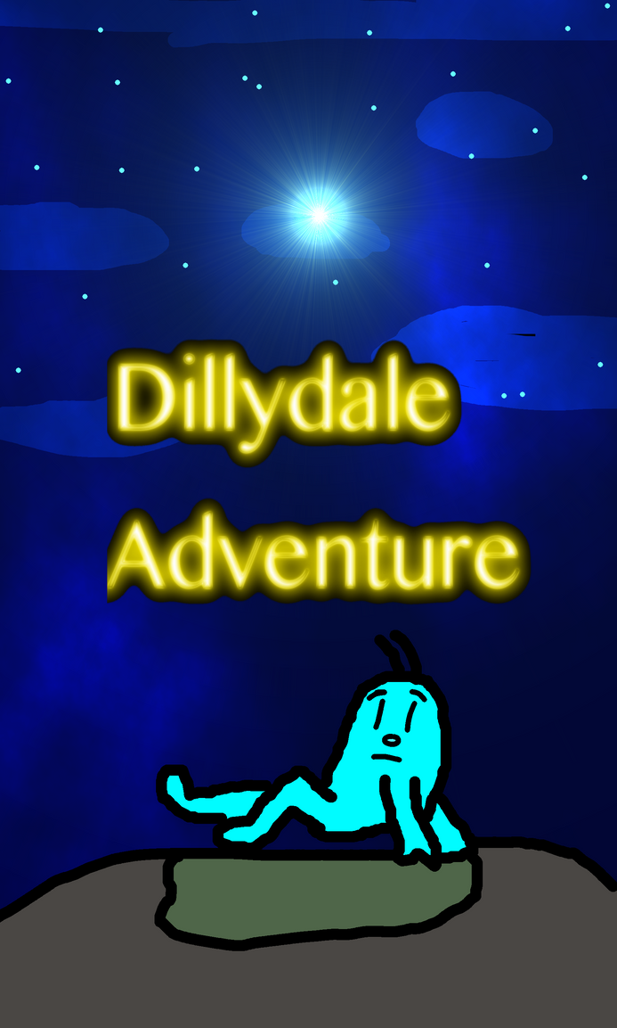Dillydale Adventure cover by dmonahan9