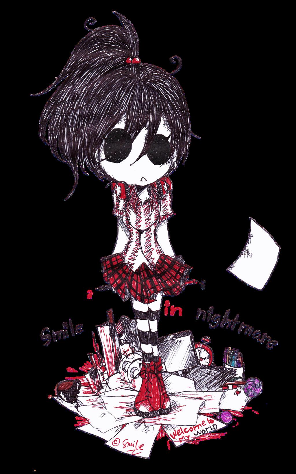 smile-in-Nightmare's Profile Picture