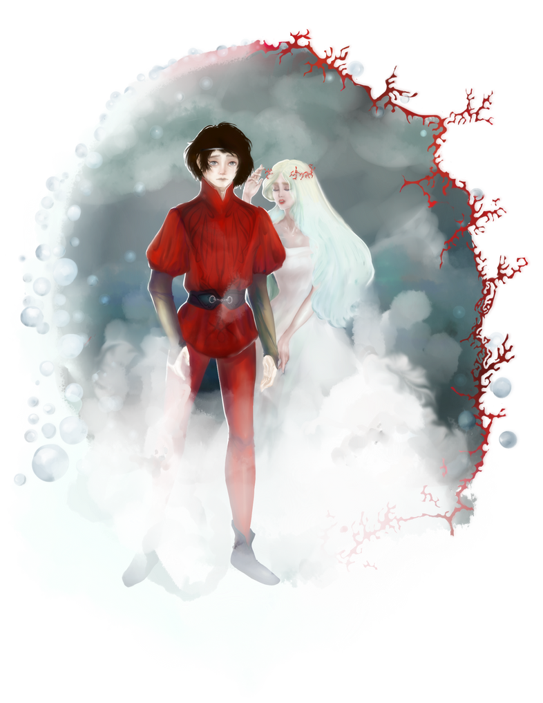 Little mermaid by jung-heuchler