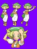 Belle Battle Sprites - Rough by animega90