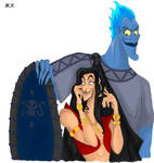 Jafar and Hades