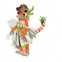Spore Lizard PNG by PukingRainbow
