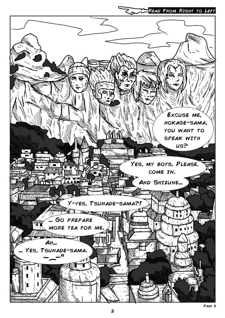 Pag 2 - Chap 1 (Beware: It's Malfunctioning) Dojin by LahBT