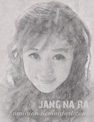 Jang Na Ra by aminion