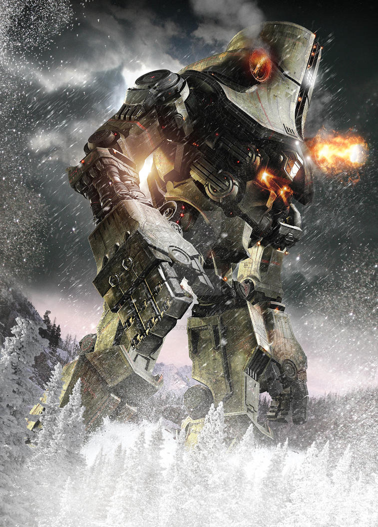 Pacific Rim - Cherno Alpha by BigTeslaFist415 on DeviantArt Pacific Rim Cherno Alpha Dies