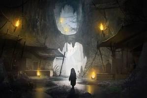 Underworld Market by Enthing
