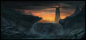 The Tower of Cirith Ungol