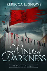 Winds of Darkness | Book cover by Enthing