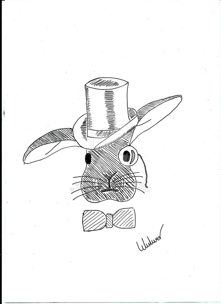 Ms Rabbit #2 by wulwer