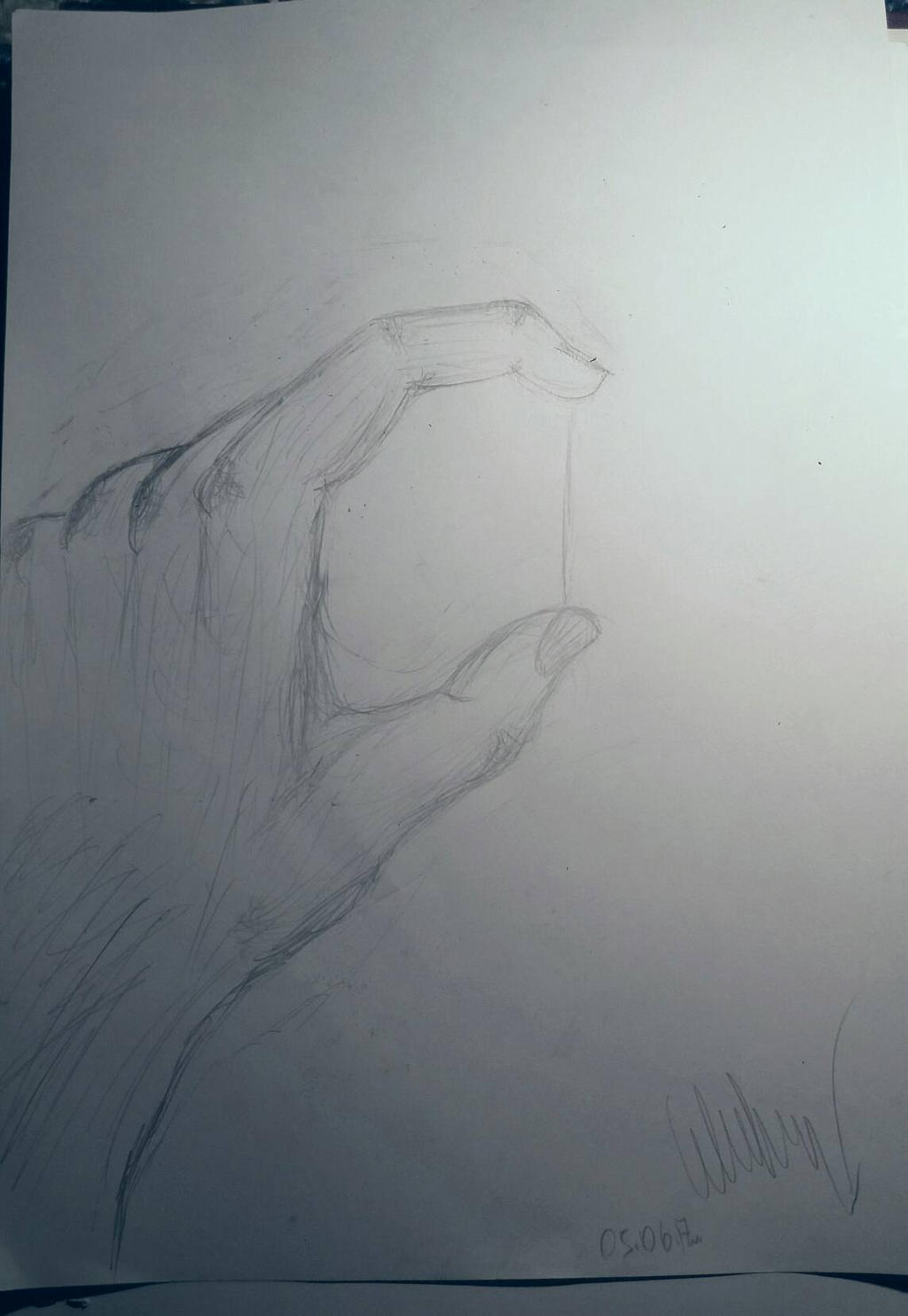 Hand #1 by wulwer