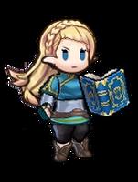 FEH Zelda - Breath of the Wild