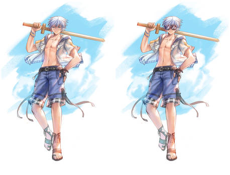 Riku - summer