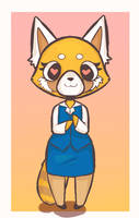 Retsuko by Buttingston
