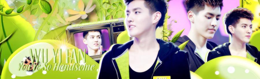 28/10 Wu Yi Fan ( KRIS ) Request by @Bunny by BunnyLuvU